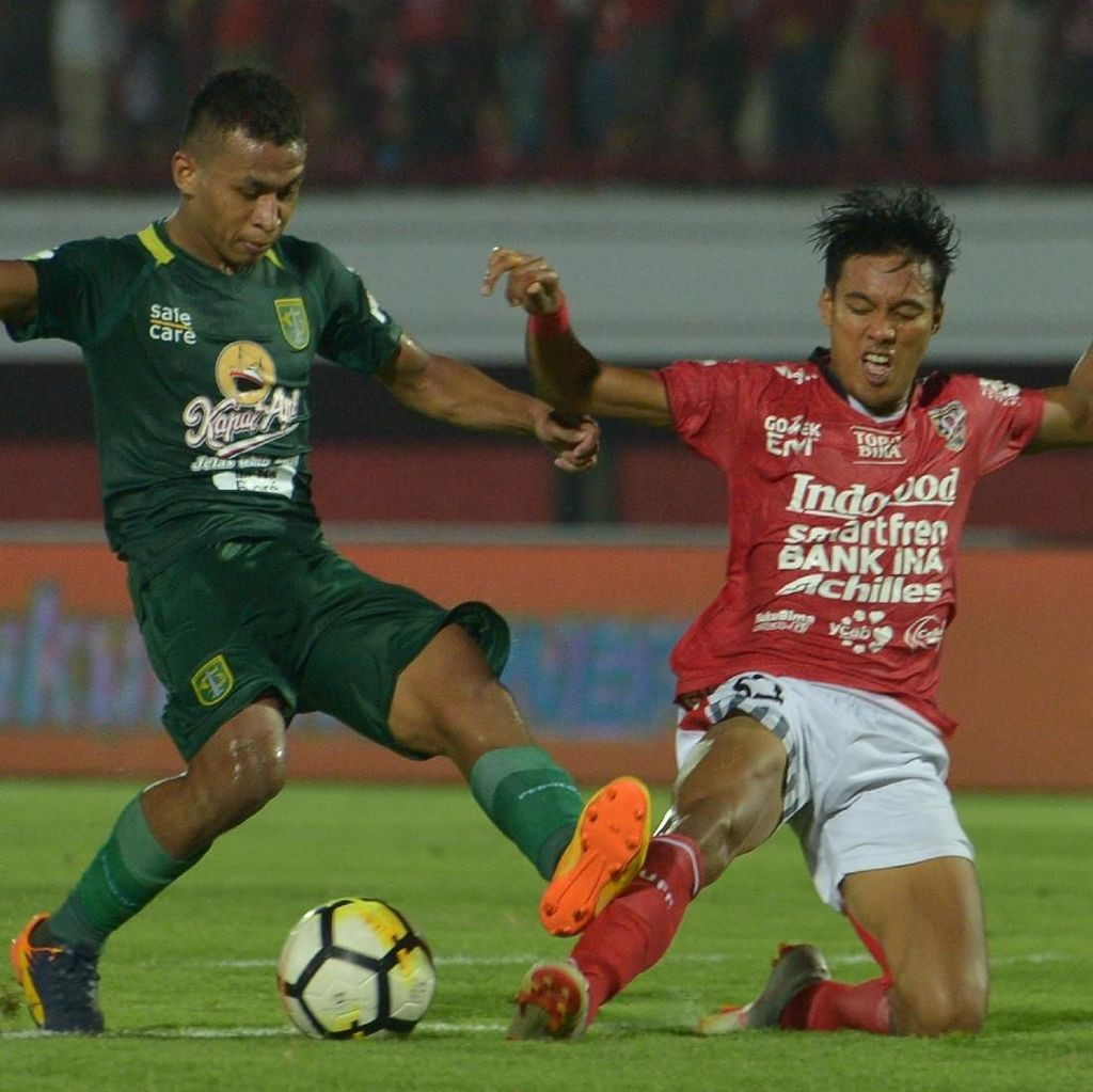 Klasemen Liga 1 2018 Setelah Persebaya Menang Telak dan Persib Kandas