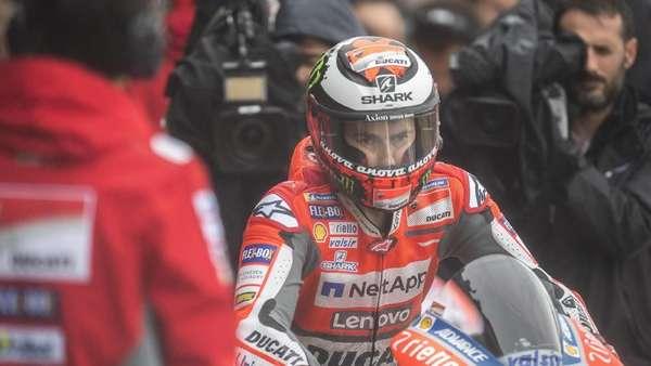 Lorenzo: Ciao, Ducati