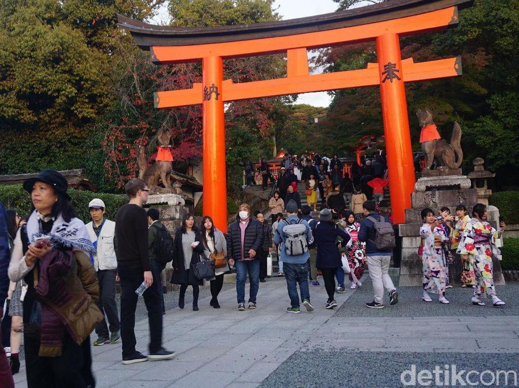 Kata Traveler Soal Berlakunya Sayonara Tax Jepang