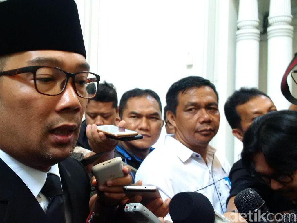 UMK 2019 Jabar, Ridwan Kamil Pastikan Sesuai Aturan
