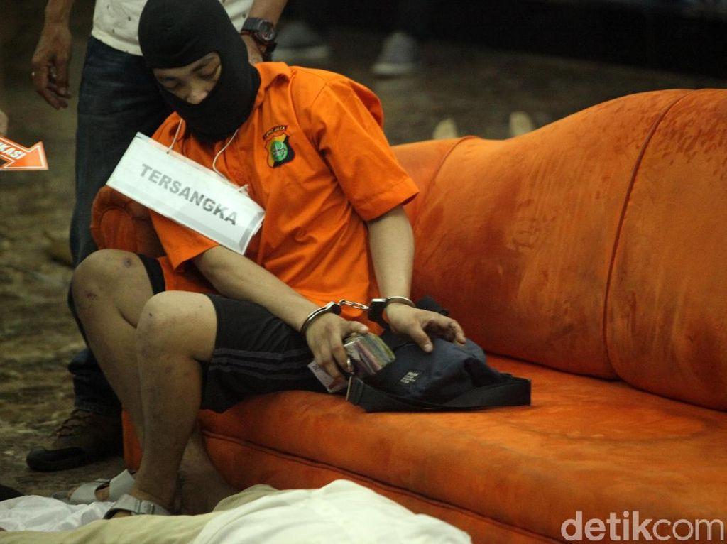 Warga Soraki dan Teriak Hukuman Mati ke Haris Simamora