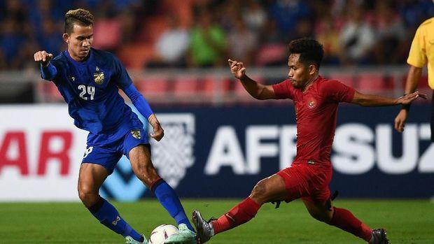 Kekalahan dari Thailand adalah yang kedua untuk Timnas Indonesia di Piala AFF tahun ini.