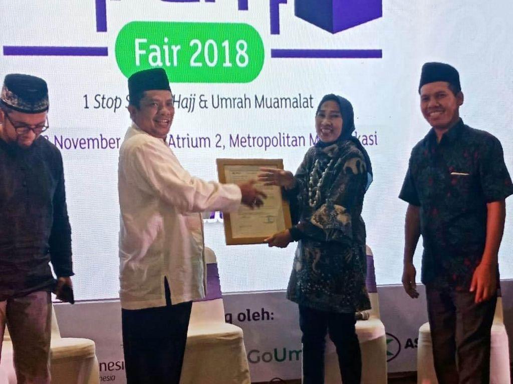 Askrindo Syariah Meriahkan 1HRAM Fair 2018