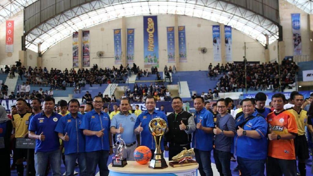Wonderful Indonesia Semarakkan Kompetisi Futsal Hydro Coco Cup