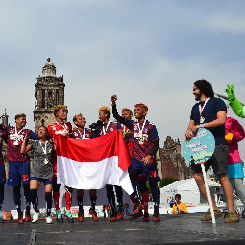 HWC 2018: Indonesia Dikalahkan Rusia di Final Piala Fundacion Carlos Slim