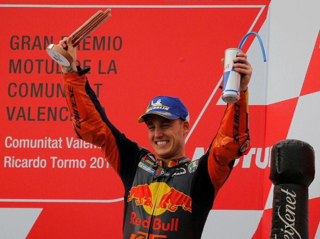 Penuh Drama, Pol Espargaro Beri KTM Podium Pertama