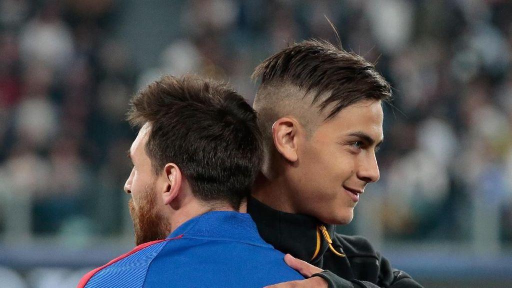 Dybala ke Messi: Please, Kembalilah ke Timnas!