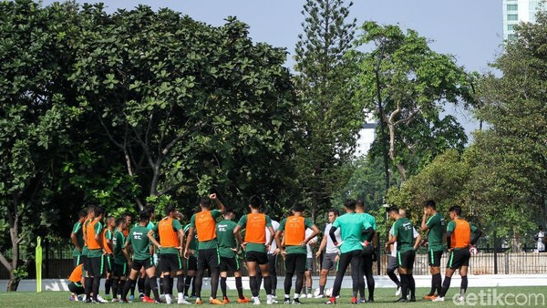 Abaikan Hitung-hitungan ke Semifinal, Timnas Indonesia Fokus Kejar Kemenangan