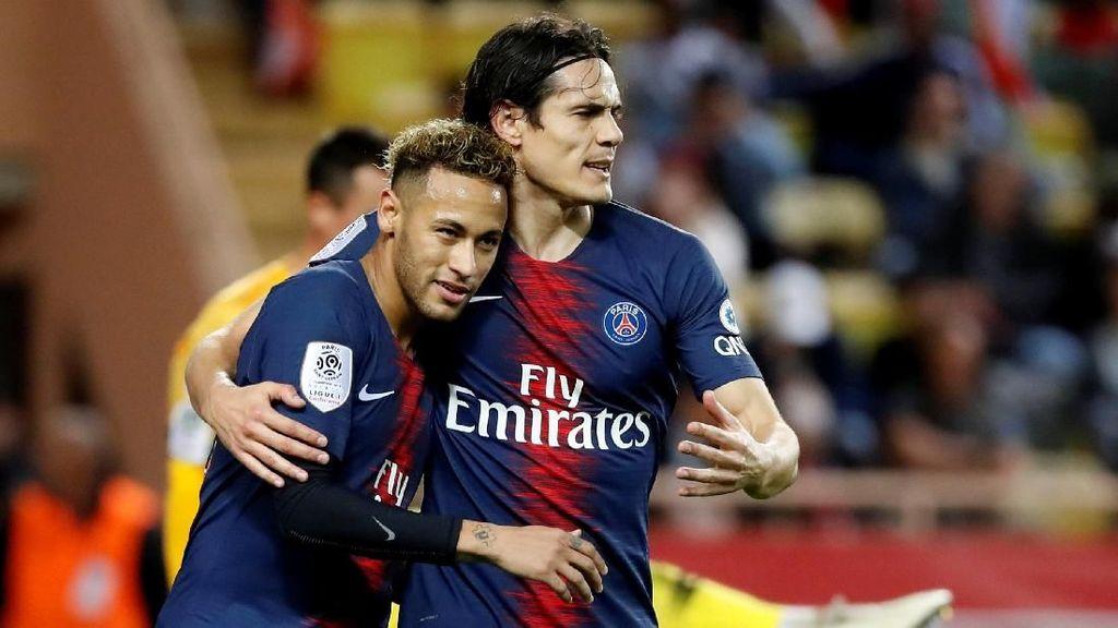 Cavani: Neymar Itu Teman, Saudara, dan Rekan Kerjaku
