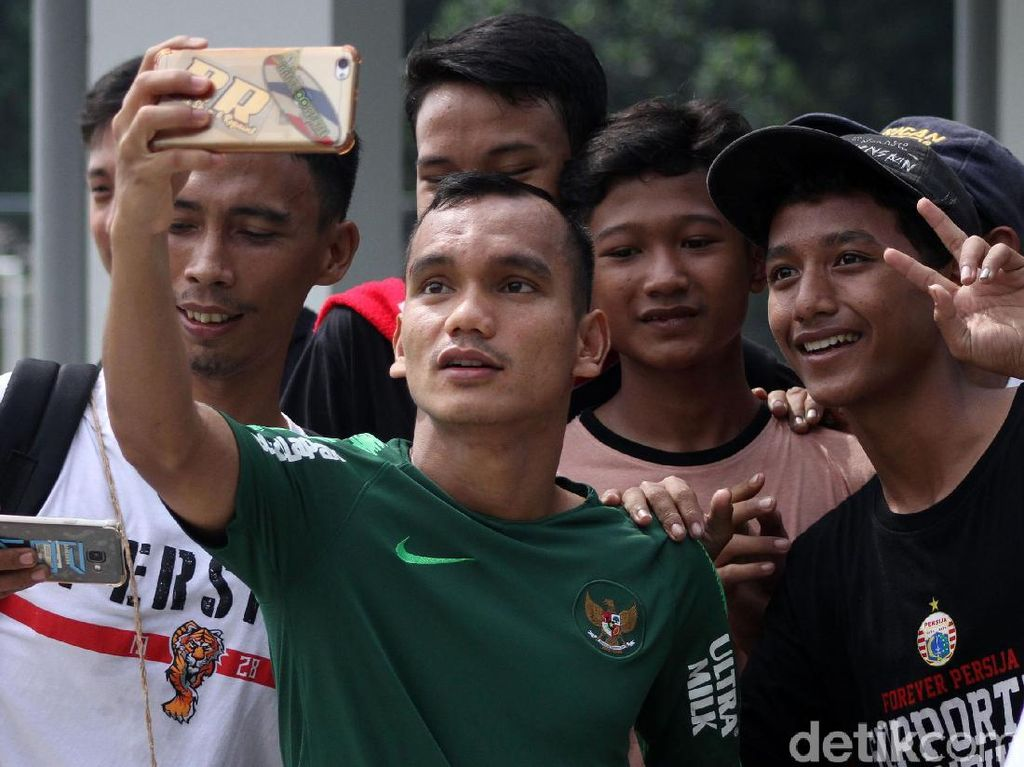 Persija: Riko Punya Kualitas untuk Bermain di Liga Thailand