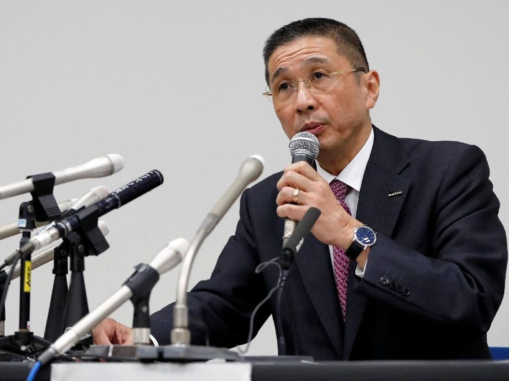 Berapa Uang yang Diterima Bos Nissan Hingga Putuskan Mundur?