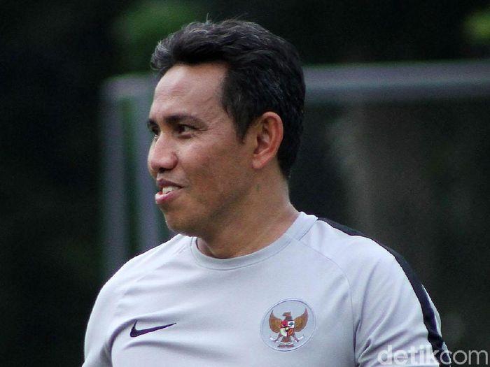 Bima Sakti adalah pelatih timnas Indonesia