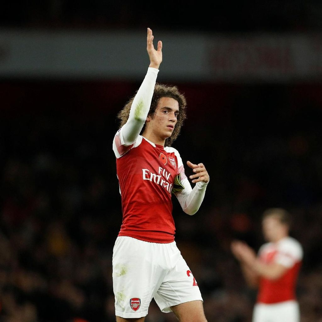 Guendouzi Ungkap Kunci Laju Tak Terkalahkan Arsenal