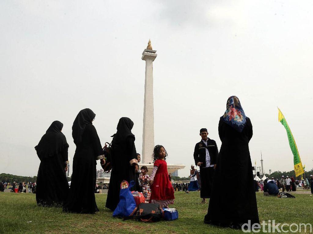 Kerukunan Lintas Agama Hidup di Kampung Seputar Ibu Kota