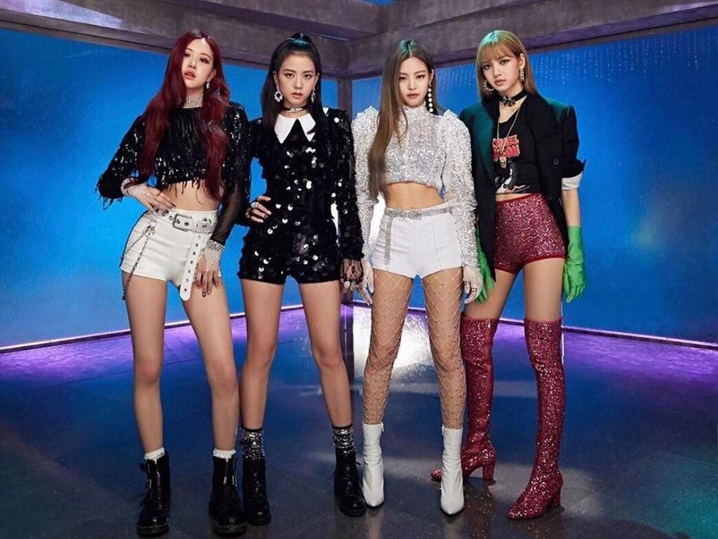 BLACKPINK Tampil Memukau di Cover Majalah Vogue Korea