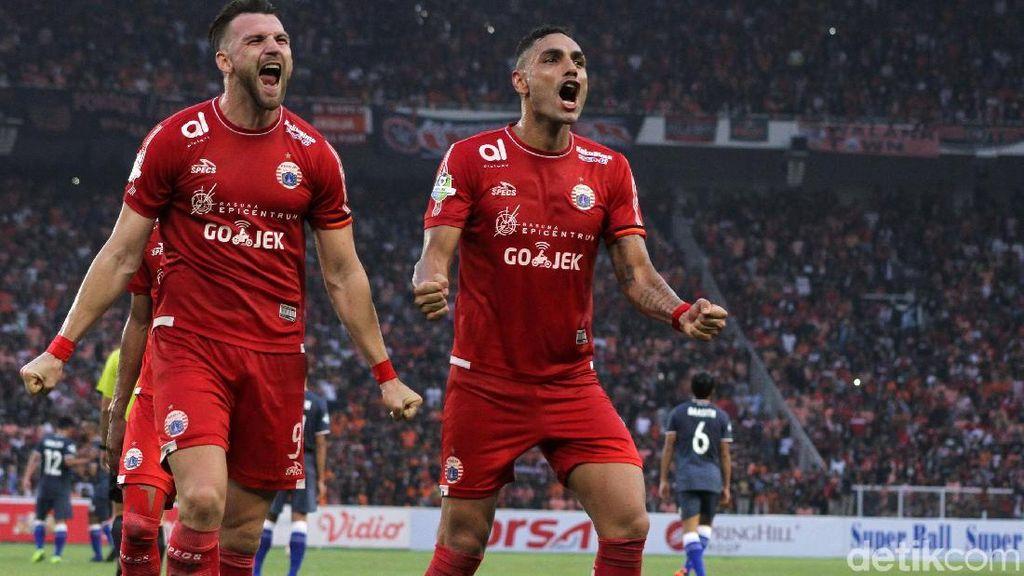 Federasi Sepakbola Kroasia: Selamat untuk Persija dan Marko Simic