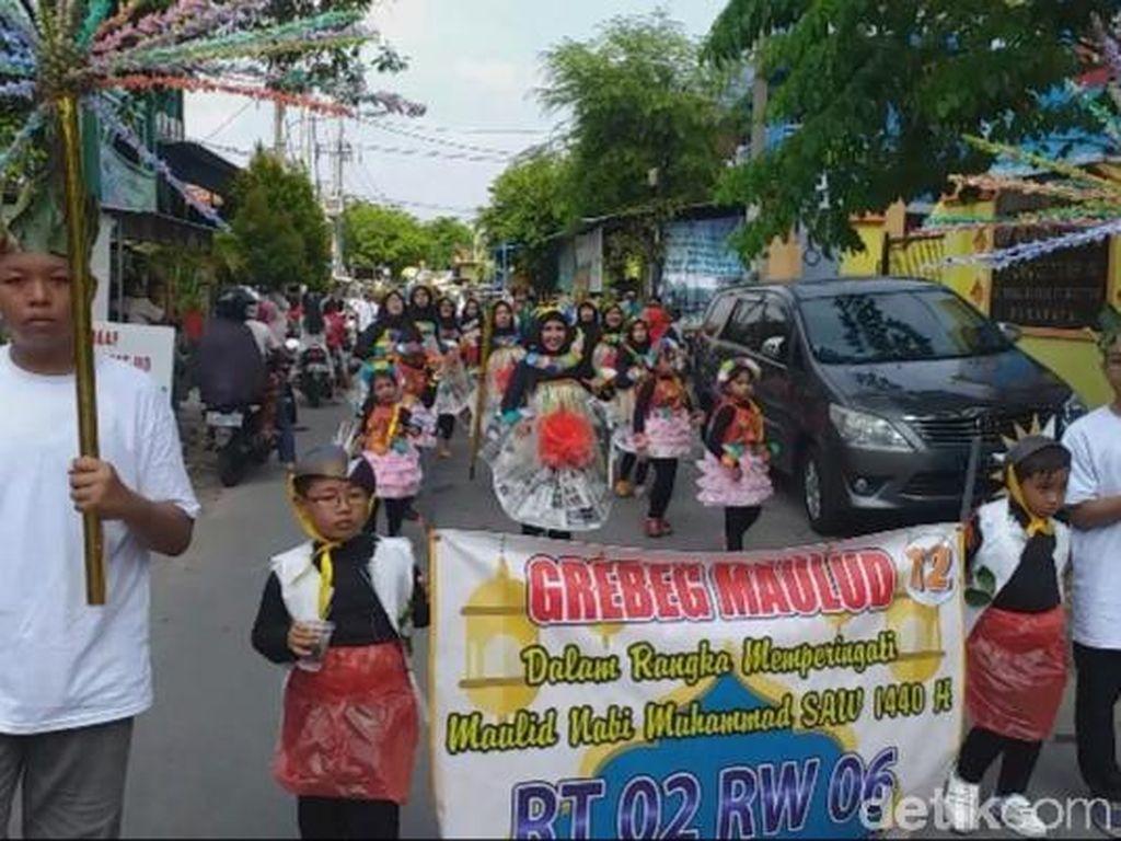 Ragam Tradisi Unik Maulid Nabi di Indonesia