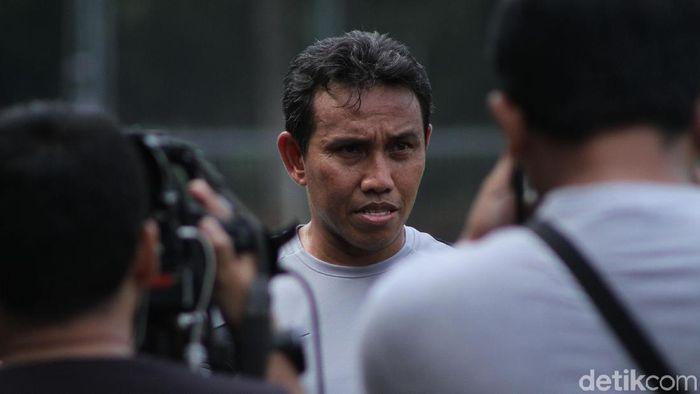 Pelatih Timnas Indonesia. (Foto: Rifkianto Nugroho/Detikcom)