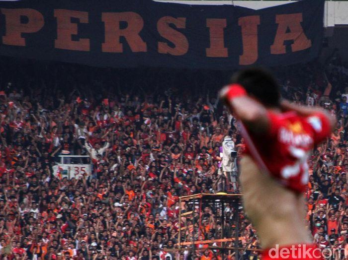 Persija Jakarta ingin laga terakhir digelar bersamaan dengan PSM Makassar (Rifkianto Nugroho/detikSport)