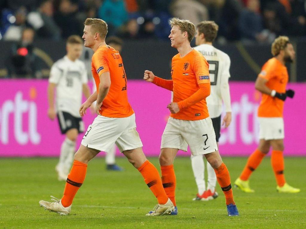 Semangat Pantang Menyerah De Oranje