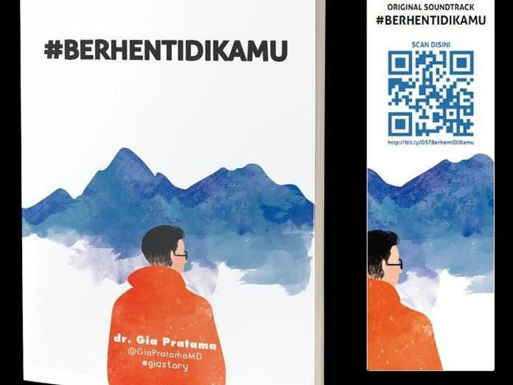 Jadi Suksesor Dilan, Novel #BerhentiDiKamu akan Difilmkan