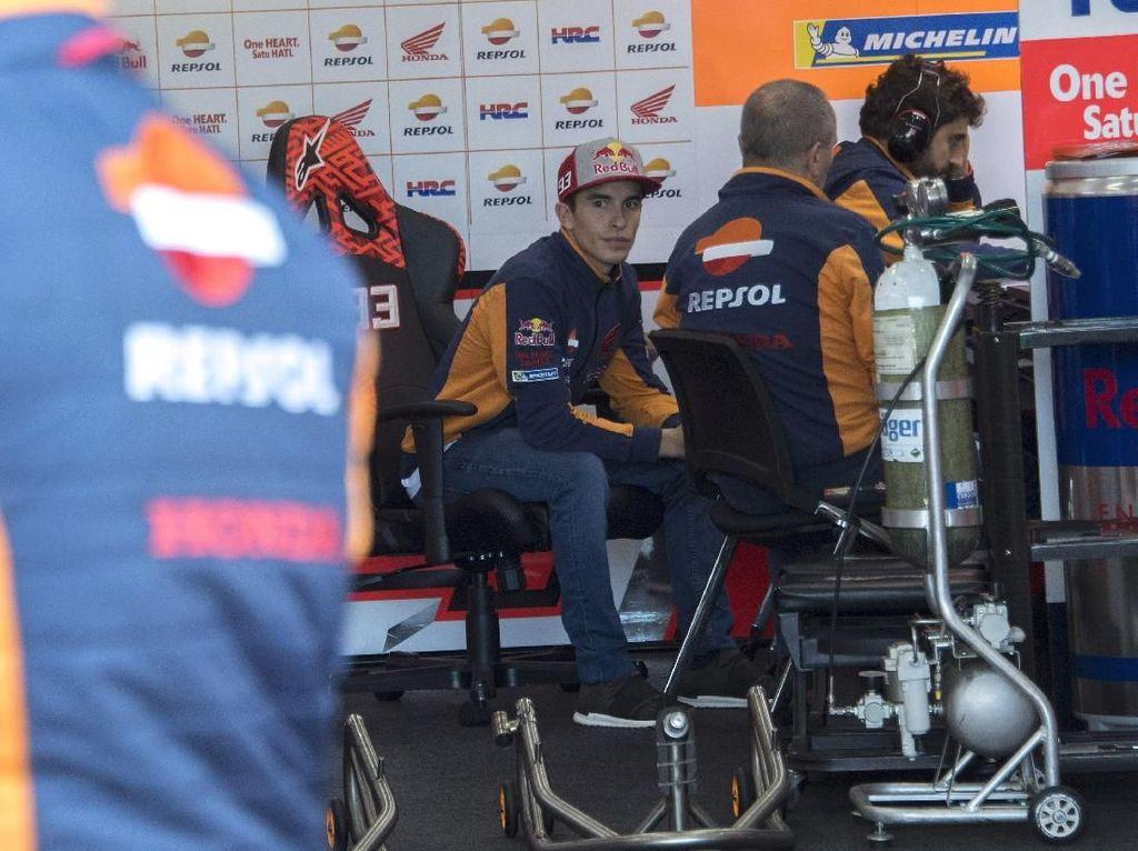 Mesin Belum Dingin, Para Pebalap Langsung Persiapan MotoGP 2019