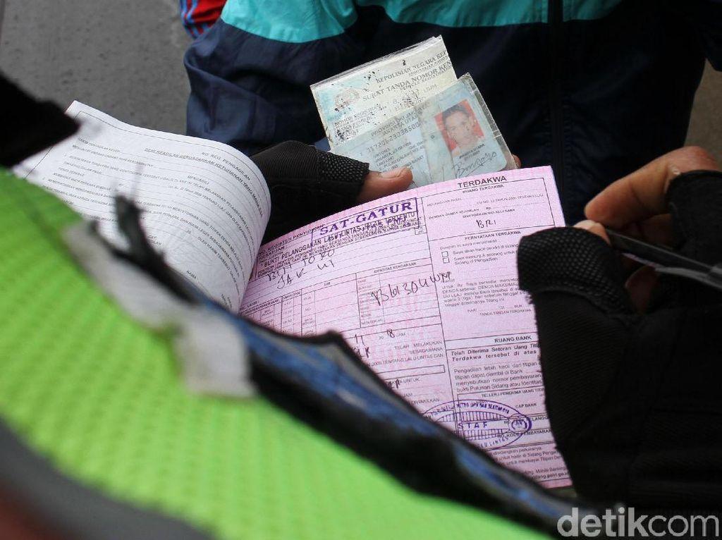 Tidak Bayar Denda Tilang, Siap-siap Tidak Bisa Kredit Kendaraan