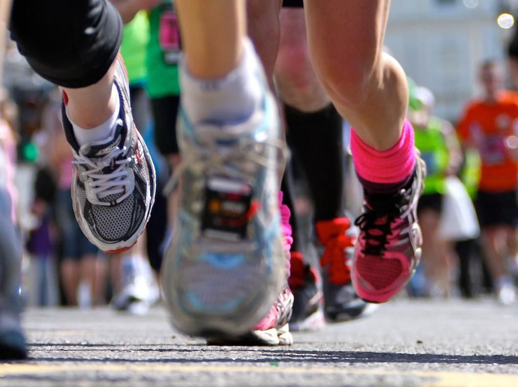 Berbagai Kemungkinan Penyebab Kematian Mendadak Saat Lari Marathon