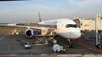 Singapore Airlines Luncurkan Penerbangan Non-Stop ke Belgia