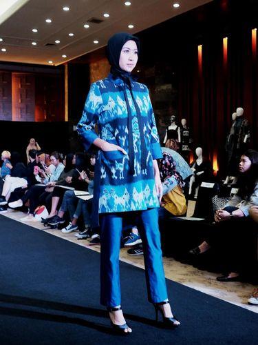 Keren, Siswi Sekolah Menengah kejuruan asal Kudus akan Ikut Fashion Show di Paris