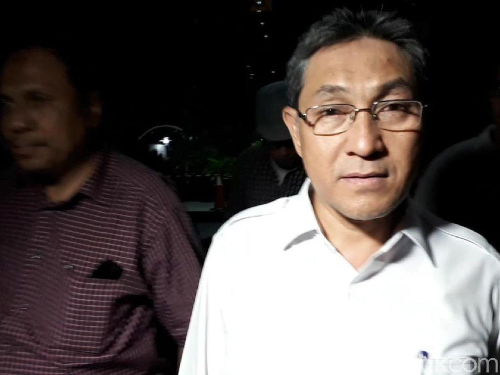 Jadi Tersangka KPK, Anggota DPR F-PAN Sukiman Berharta Rp 5 M