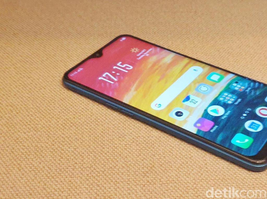 Oppo A7 Mulai Dijual Offline Bulan Depan
