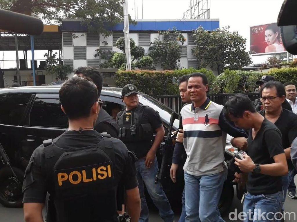 Polisi: Hercules Kooperatif, Mengakui Semua Perbuatannya