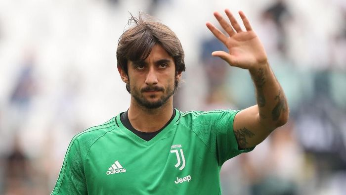 Mattia Perin berhasrat jadi kiper terbaik di Serie A (Marco Luzzani/Getty Images)