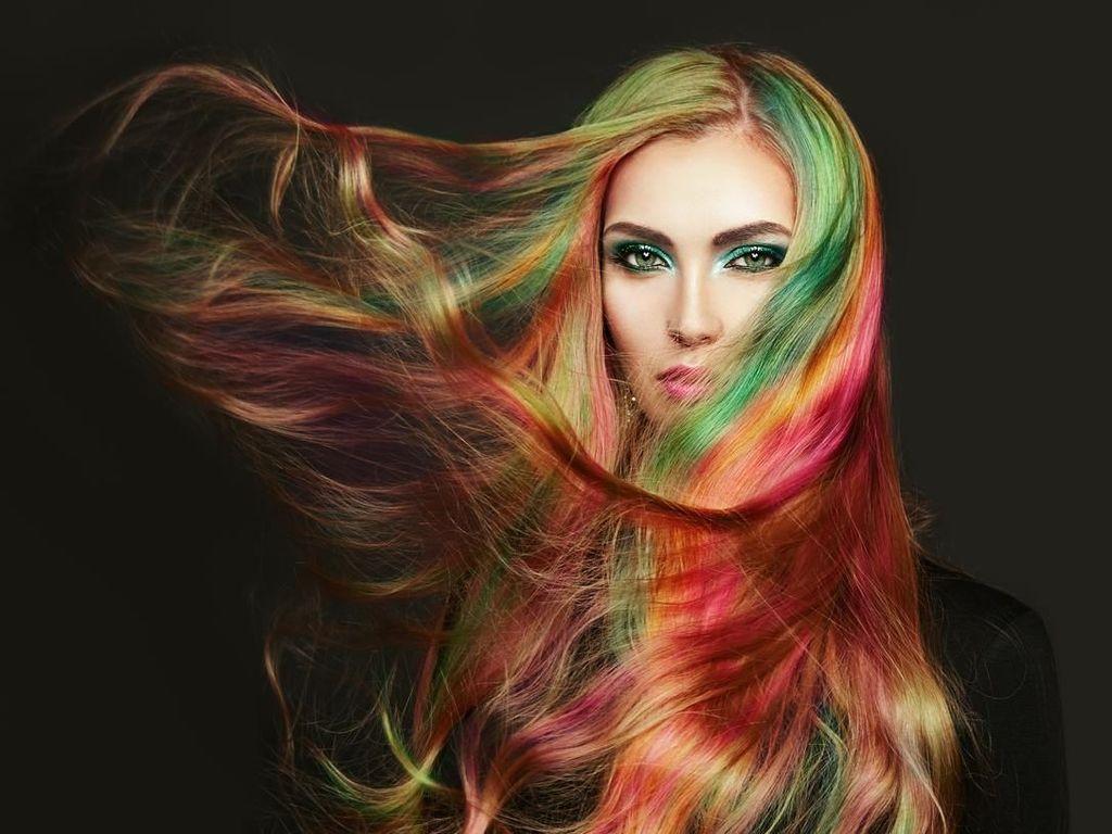 Cara Merawat Rambut Berwarna Setelah Proses Bleaching Agar Tahan Lama
