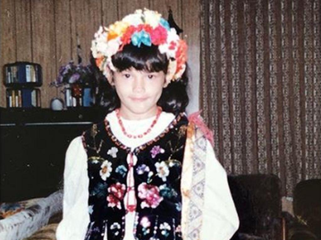 7 Potret Tamara Bleszynski, Fashionable sejak Kecil