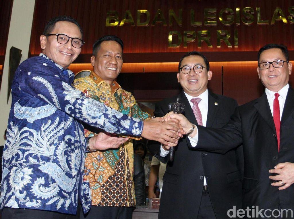 Sudiro Asno Jadi Wakil Ketua Baleg