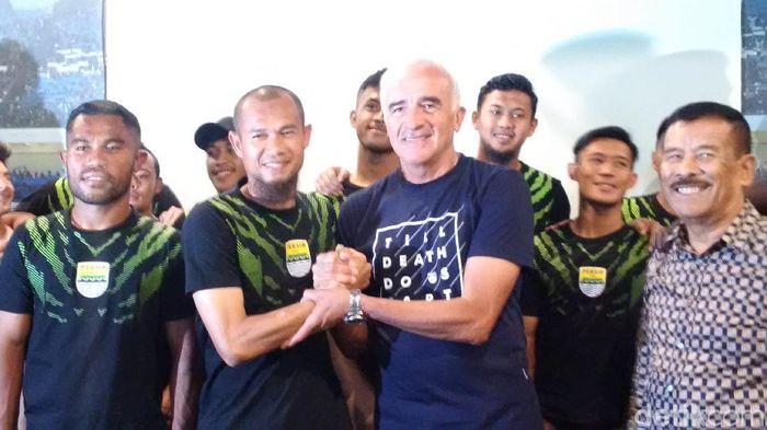 Supardi memastikan kisruh internal Persib Bandung berakhir. (Foto: Mochamad Solehudin/detikSport)