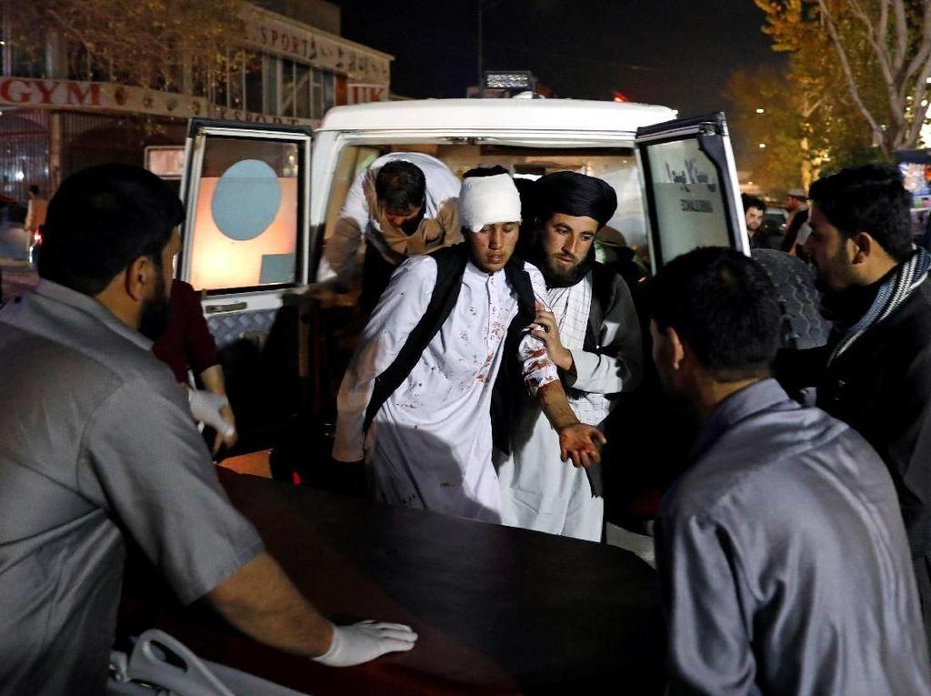Bom Bunuh Diri Tewaskan 50 Orang di Afghanistan