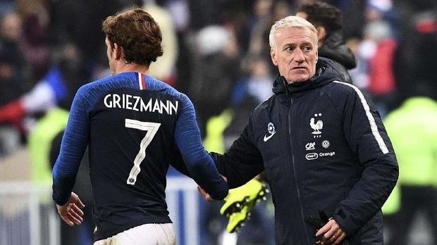 Prancis adalah juara Piala Dunia 2018.