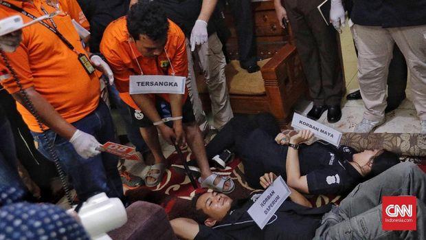 Warga Berharap Pelaku Pembunuhan di Bekasi Dihukum Berat