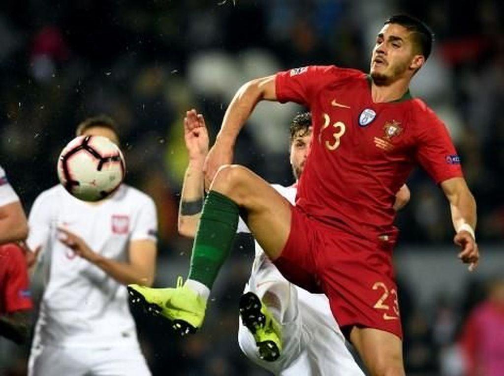 Tak Ada Ronaldo, Andre Silva pun Jadi