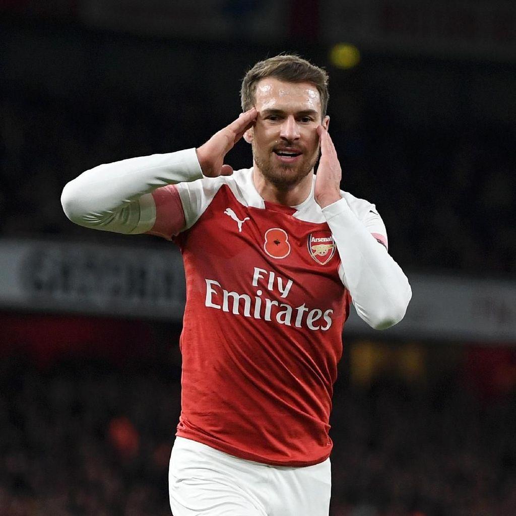 Mengapa Arsenal Tarik Tawaran Kontrak untuk Ramsey?