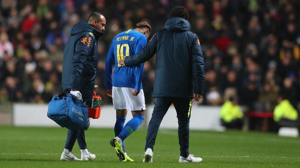 PSG Ditantang Liverpool Pekan Depan, tapi Neymar-Mbappe Malah Cedera