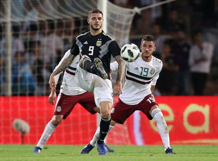 Rekor Tim Tango sejak tersingkir di babak 16 besar Piala Dunia 2018 adalah kemenangan (W) 4 kali, seri (D) 1 kali, dan kekalahan (L) 1 kali. Kekalahan itu terjadi saat Argentina ditundukkan oleh Brasil 1-0.
