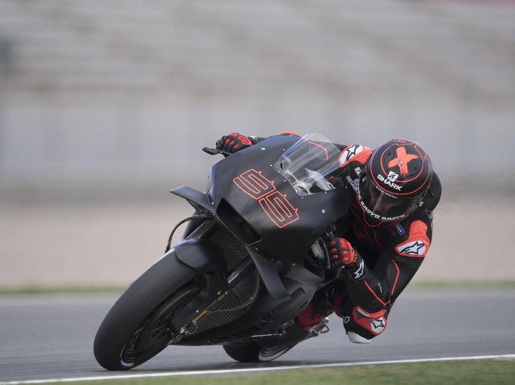 Komentari Lorenzo, Marquez: Debut dengan Honda Memang Selalu Sulit