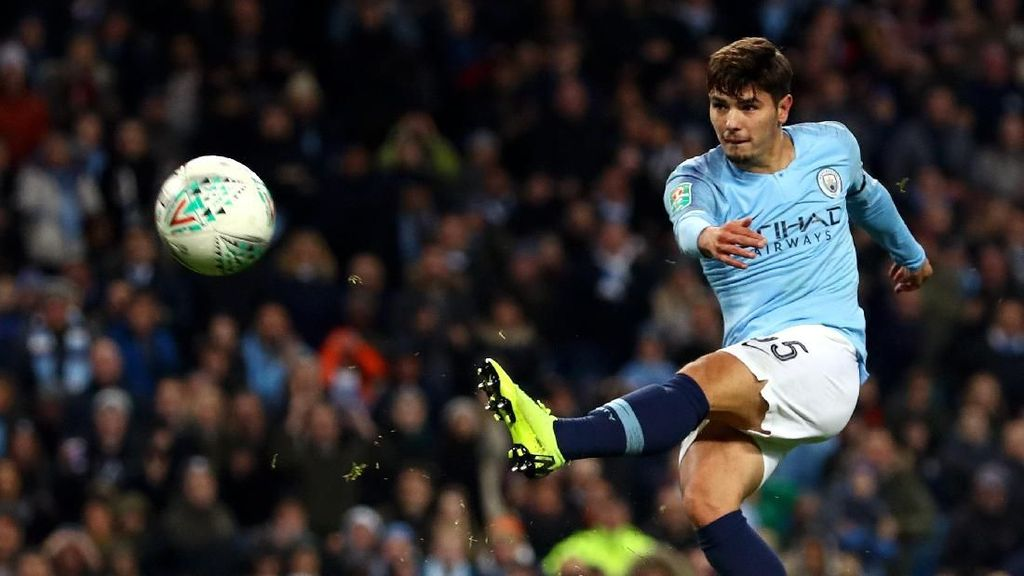 Brahim Diaz: Wonderkid City Incaran Madrid