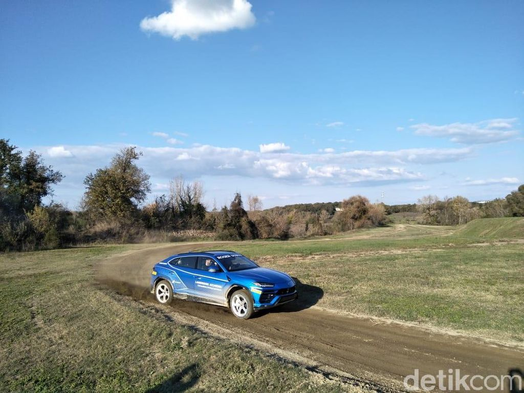 Lamborghini Ingin Pasang Teknologi Hybrid di Supercar
