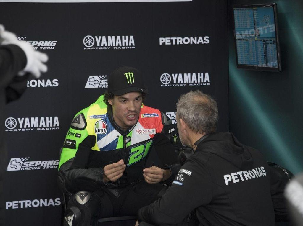 Rossi: Morbidelli Bakal Jadi Masalah Musim Depan