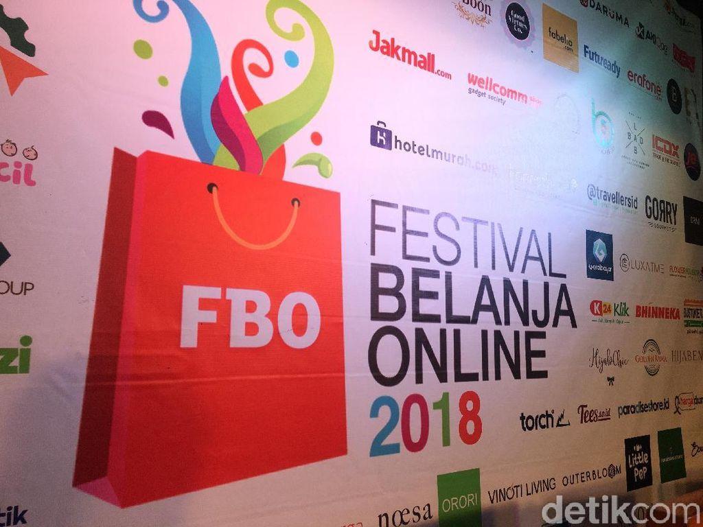 Startup Lokal Jadi Raja Festival Belanja Online Tahun Ini